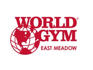 World gym East Meadow Logo
