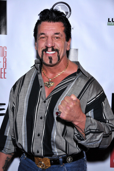 The Original Italian Bad Boy Chuck Zito To Attend The Mega